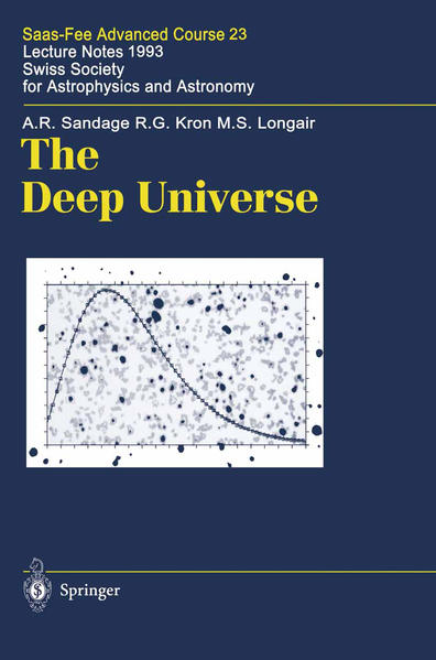 The Deep Universe - Coverbild