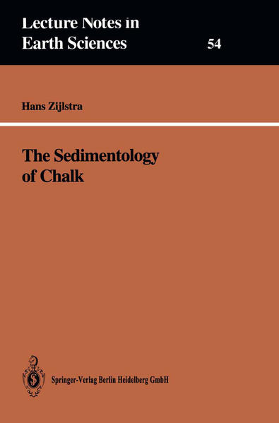 The Sedimentology of Chalk - Coverbild