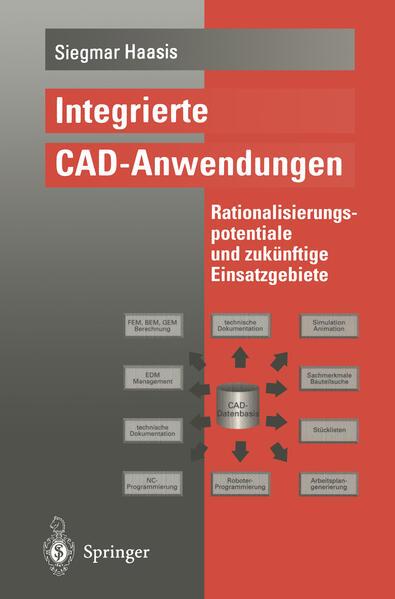 Integrierte CAD-Anwendungen - Coverbild