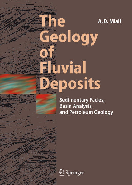 The Geology of Fluvial Deposits - Coverbild