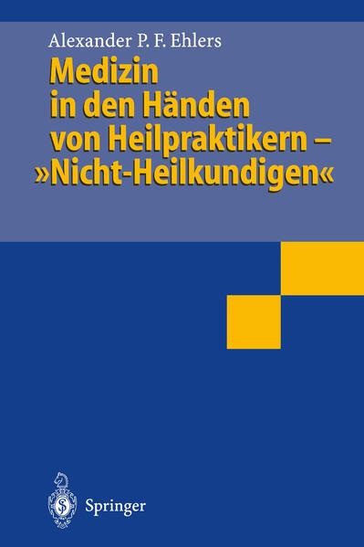 """Medizin in den Händen von Heilpraktikern- """"Nicht-Heilkundigen"""" - Coverbild"""