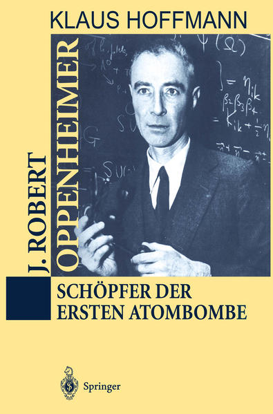J. Robert Oppenheimer - Coverbild
