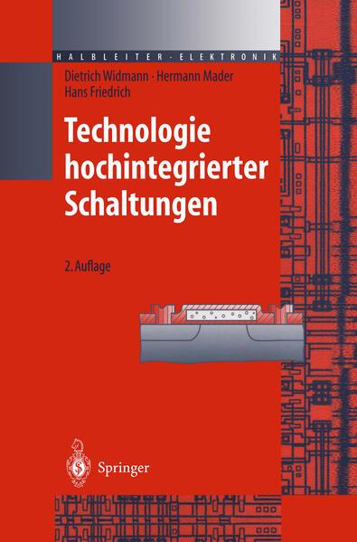 Technologie hochintegrierter Schaltungen - Coverbild