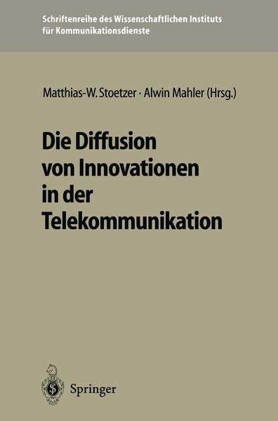 Die Diffusion von Innovationen in der Telekommunikation - Coverbild