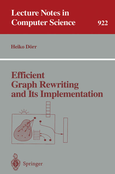 Efficient Graph Rewriting and Its Implementation - Coverbild