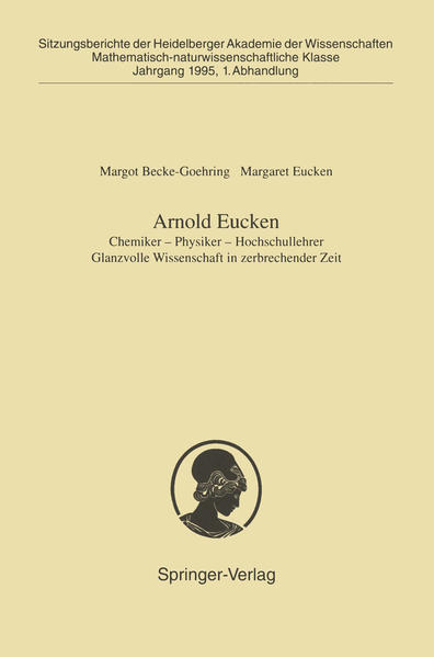 Arnold Eucken - Coverbild