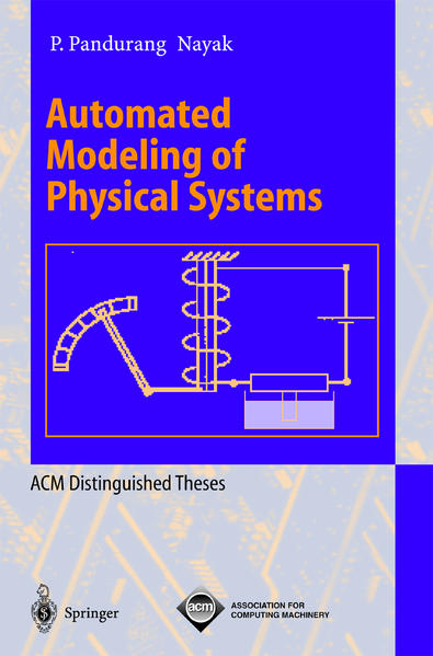 Automated Modeling of Physical Systems - Coverbild