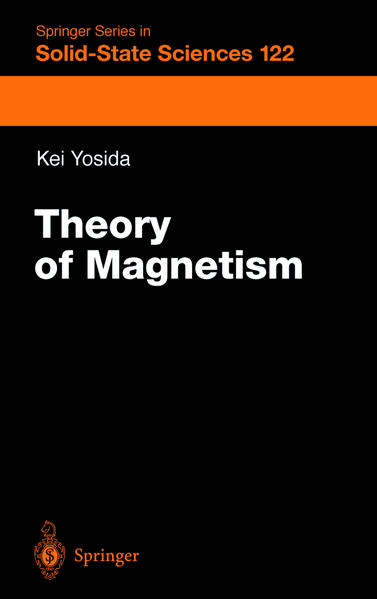 Theory of Magnetism - Coverbild