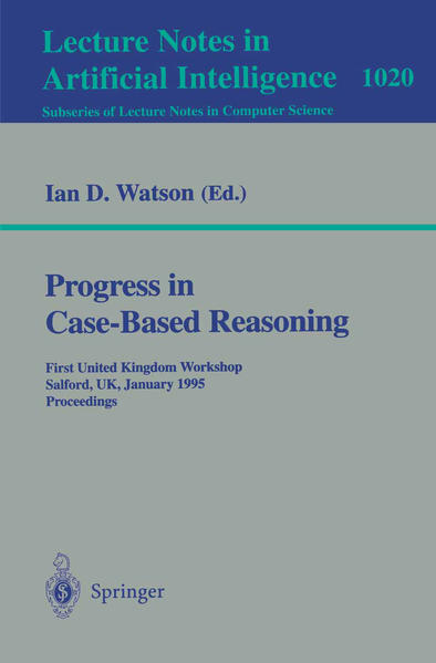 Progress in Case-Based Reasoning - Coverbild