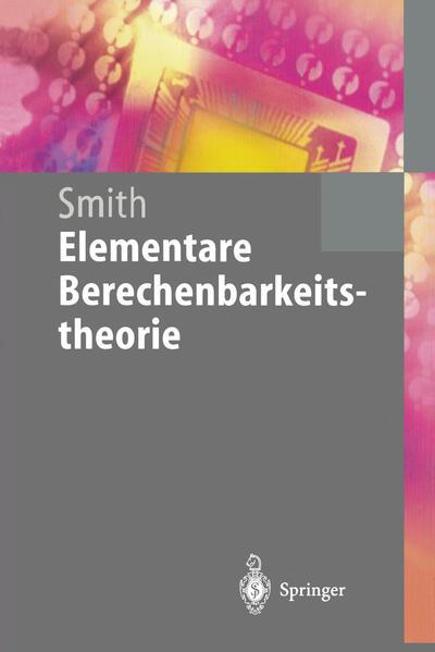 Elementare Berechenbarkeitstheorie - Coverbild