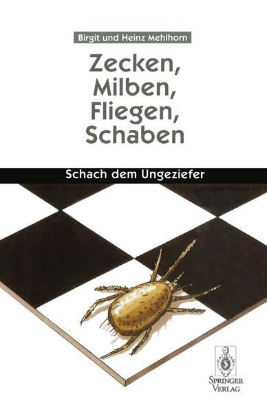 Zecken, Milben, Fliegen, Schaben - Coverbild