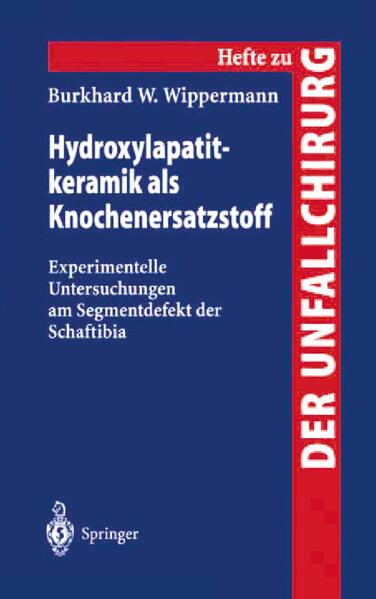 Hydroxylapatitkeramik als Knochenersatzstoff - Coverbild