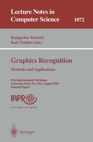 Graphics Recognition. Methods and Applications - Coverbild