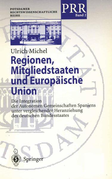 Regionen, Mitgliedstaaten und Europäische Union - Coverbild