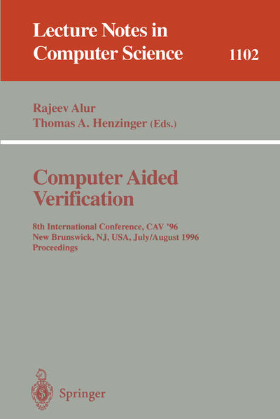 Computer Aided Verification - Coverbild