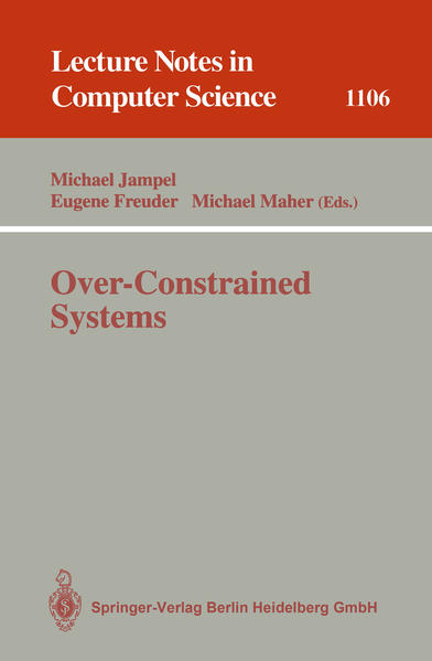 Over-Constrained Systems - Coverbild
