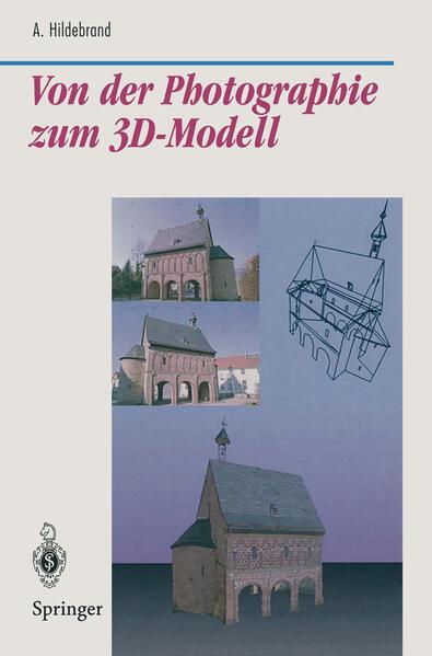 Von der Photographie zum 3D-Modell - Coverbild