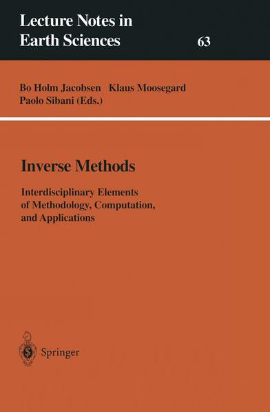 Inverse Methods - Coverbild