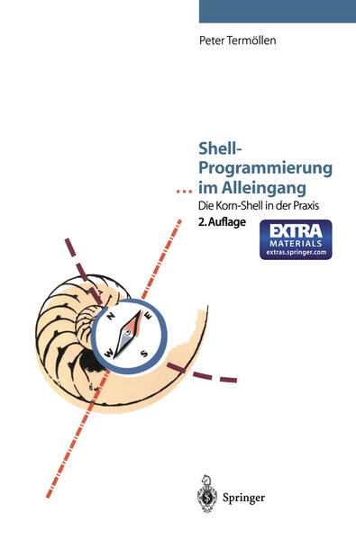 Shell-Programmierung … im Alleingang - Coverbild