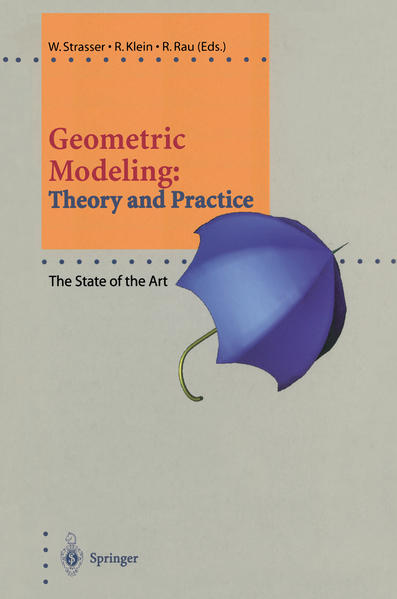 Geometric Modeling: Theory and Practice - Coverbild