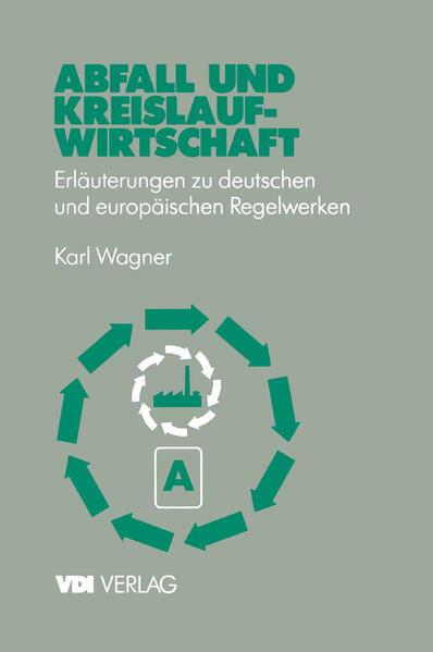 Abfall und Kreislaufwirtschaft - Coverbild