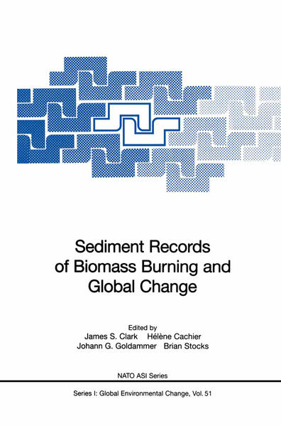 Sediment Records of Biomass Burning and Global Change - Coverbild