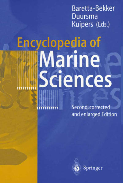 Encyclopedia of Marine Sciences - Coverbild