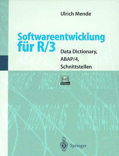 Softwareentwicklung für R/3 - Coverbild
