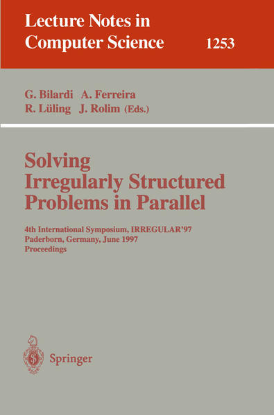 Solving Irregularly Structured Problems in Parallel - Coverbild