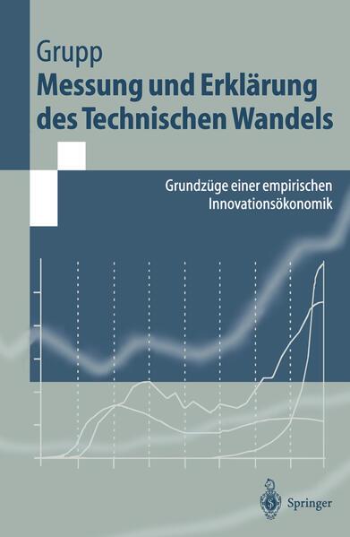 Messung und Erklärung des Technischen Wandels - Coverbild