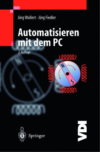Automatisieren mit dem PC - Coverbild