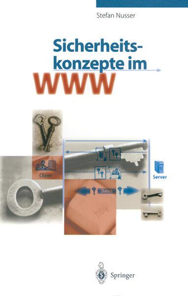 Sicherheitskonzepte im WWW - Coverbild