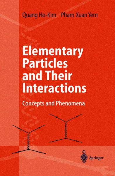 Elementary Particles and Their Interactions - Coverbild