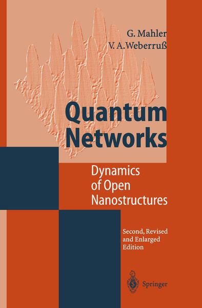Quantum Networks - Coverbild