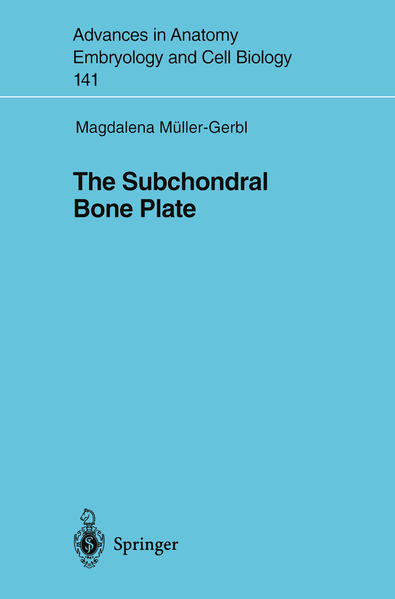 The Subchondral Bone Plate - Coverbild