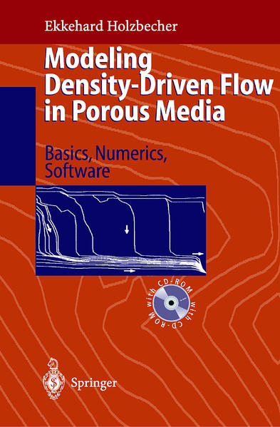 Modeling Density-Driven Flow in Porous Media - Coverbild