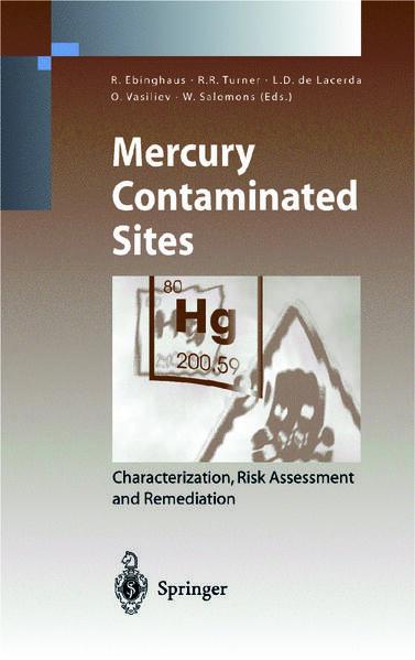 Mercury Contaminated Sites - Coverbild