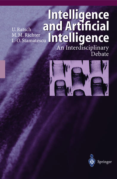 Intelligence and Artificial Intelligence - Coverbild