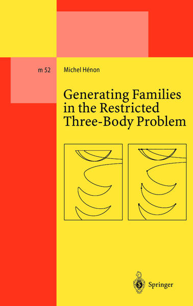 Generating Families in the Restricted Three-Body Problem - Coverbild