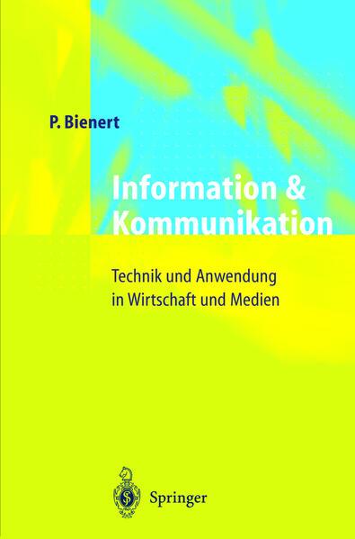 Information und Kommunikation - Coverbild