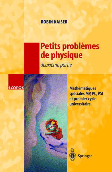 Petits problèmes de physique - deuxième partie - Coverbild