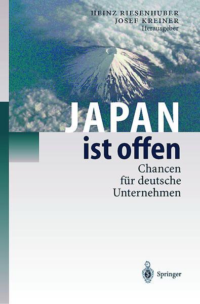 Japan ist offen - Coverbild