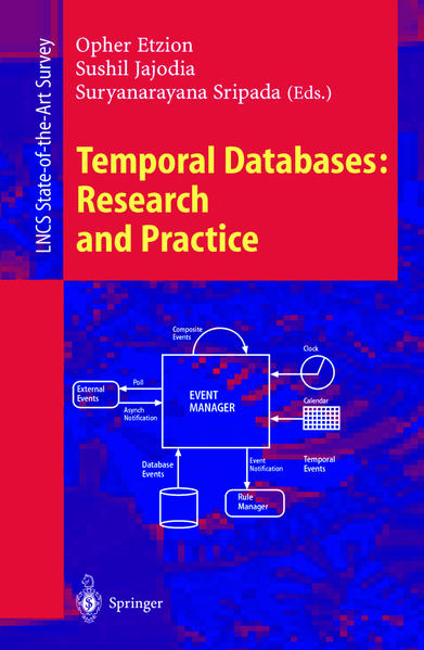 Temporal Databases: Research and Practice - Coverbild