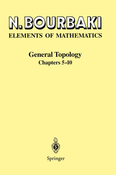 General Topology - Coverbild