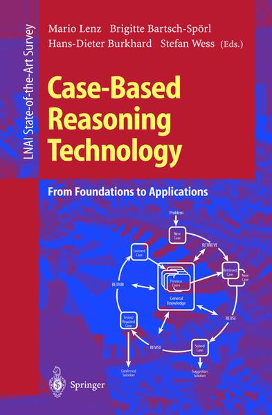 Case-Based Reasoning Technology - Coverbild