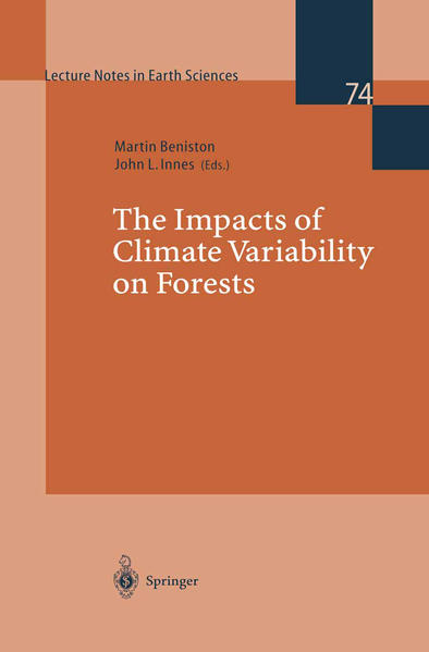 The Impacts of Climate Variability on Forests - Coverbild