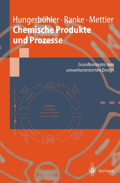 Chemische Produkte und Prozesse - Coverbild