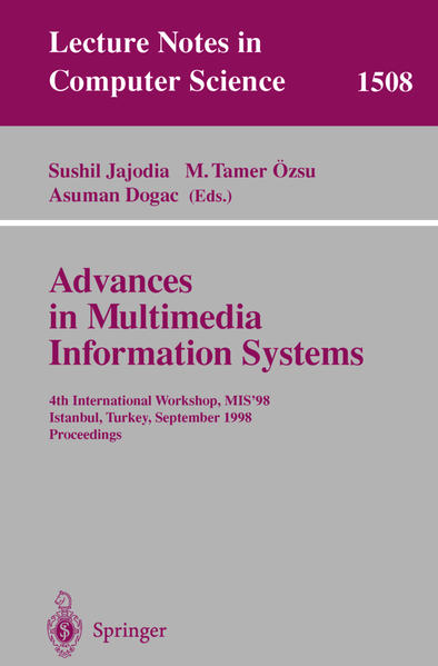 Advances in Multimedia Information Systems - Coverbild