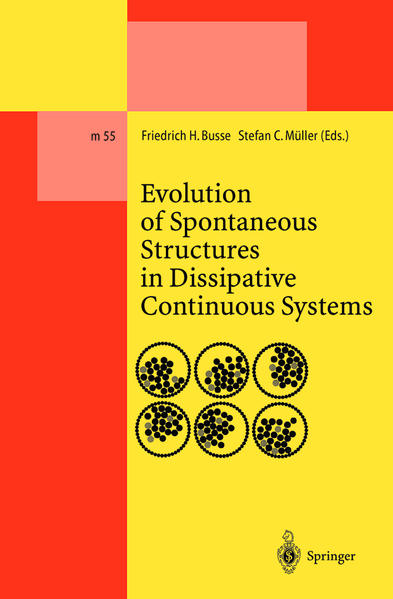 Evolution of Spontaneous Structures in Dissipative Continuous Systems - Coverbild