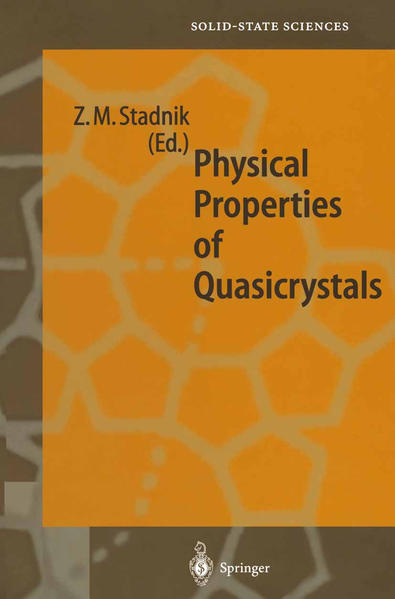 Physical Properties of Quasicrystals - Coverbild